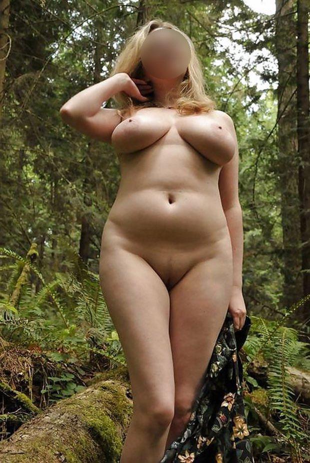 Baise moi toute nue dans la nature